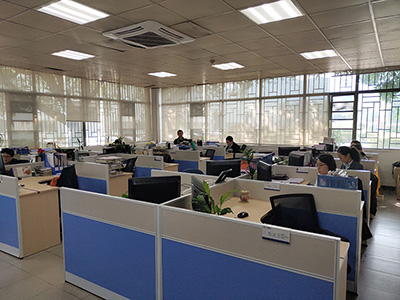 美亚办公室照片
