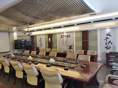 美亚会议室照片