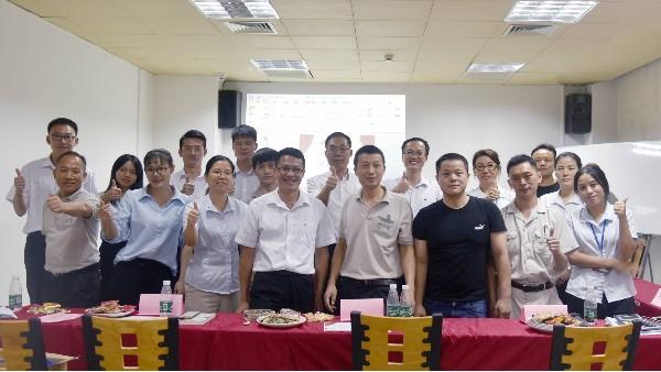 广州美亚   共筑中国梦2021职工读书系列活动-读书分享会