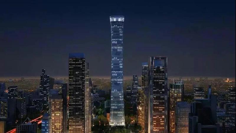 美亚案例-北京中国尊