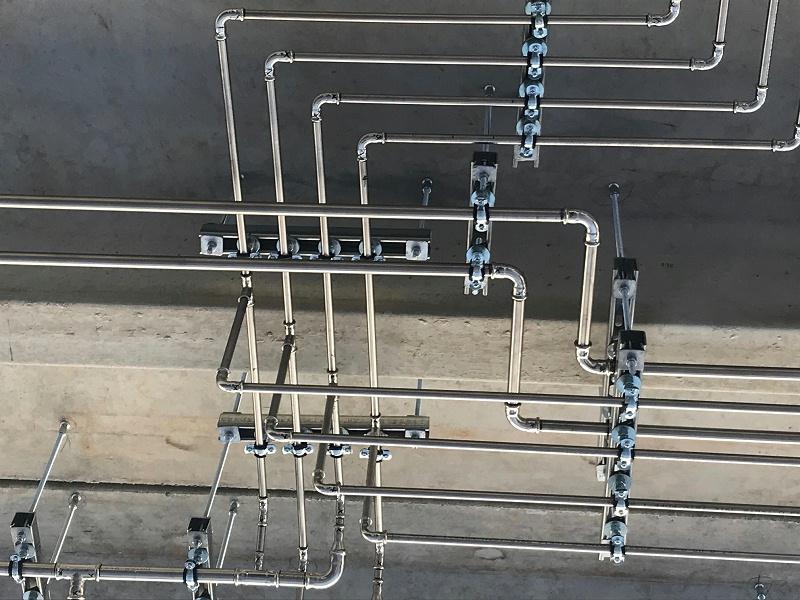家装热水管应使用不锈钢水管