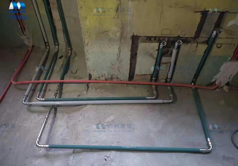 美亚不锈钢水管1