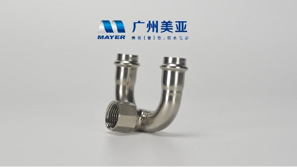 不锈钢管件三通有什么有优势?那种连接方式好?