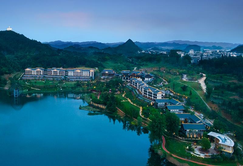 美亚案例 | 贵州丹寨万达锦华温泉酒店,高端文旅项目!