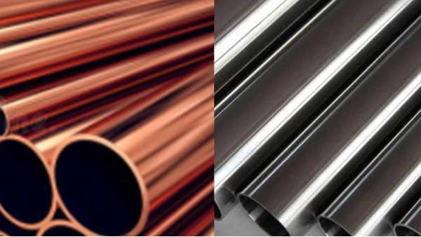 薄壁不锈钢水管与铜管有什么区别?