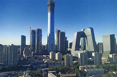 北京中国尊大厦