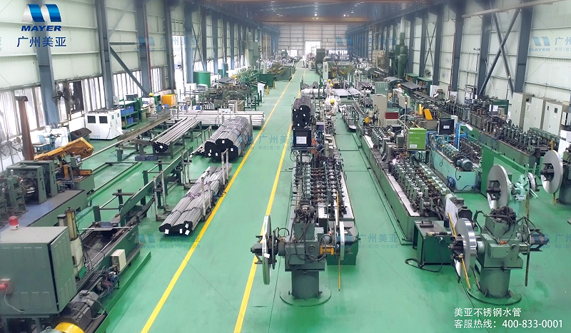 不锈钢水管厂家:分享双卡压不锈钢管件的优点和卡压管件原理