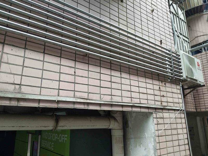 二次供水管改造使用不锈钢水管