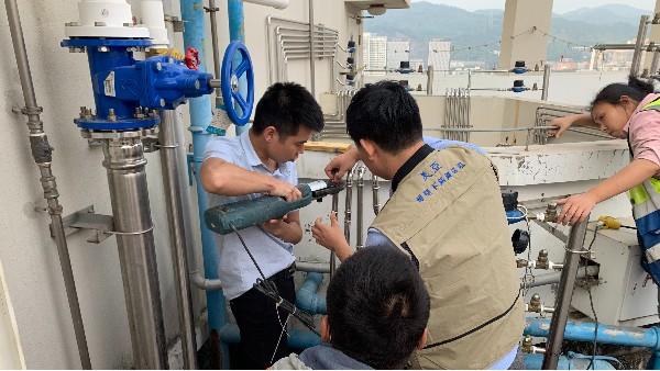二次供水改造进行中,不锈钢水管行业发展点分析