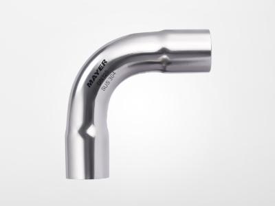 焊接 - 90度弯头(对接焊)