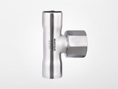 焊接 -内丝三通