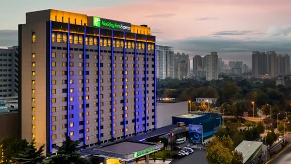 河南中州智选酒店