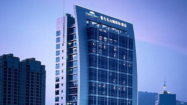 福州长乐豪生长山湖国际酒店