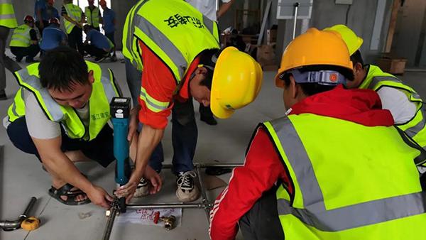 """宁波水务""""水工学校""""第五讲,广州美亚施工安装培训活动圆满落幕"""